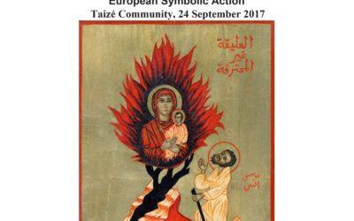 Pleines Lumieres sur la Saison de la Création: Taizé, Italy