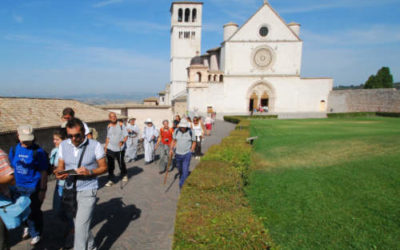 Assisi: Ecumenical Prayer Service for Creation