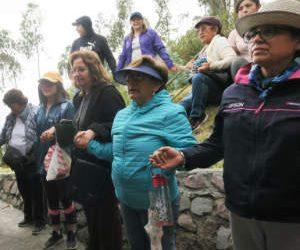 Celebrando a criação no Equador
