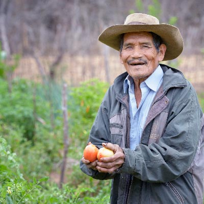 Caring for land, water and the rights of Peasants