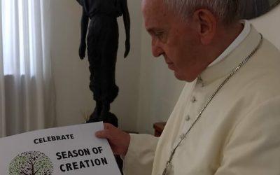 Papa Francesco e il Tempo del Creato