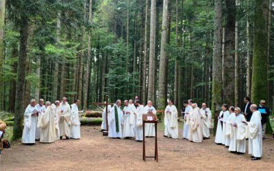 Creation Day: Evening Singing in the Camaldoli forest