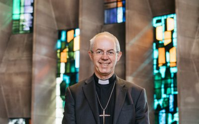 Archbishop of Canterbury's new message