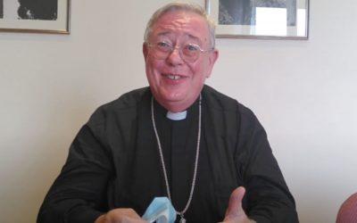 """""""Siamo dalla vostra parte"""", dice il cardinale Hollerich ai giovani che scioperano per  il clima"""