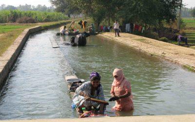Agindo pela água 'indispensável' na Ásia para o Tempo da Criação