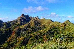 Mt Batulao, Nasugbu, Batangas, Philippines