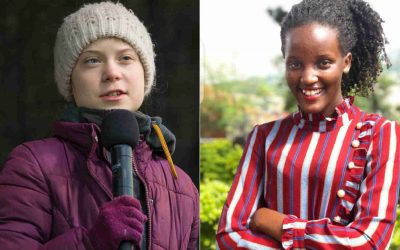 Two of world's most inspiring climate activists to speak at free online event