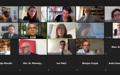 European Laudato Si' Alliance, Members of European Parliament unite to focus on Laudato Si'