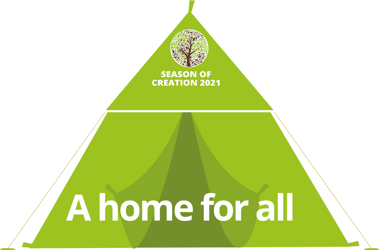 Abraham's tent for Season of Creation 2021