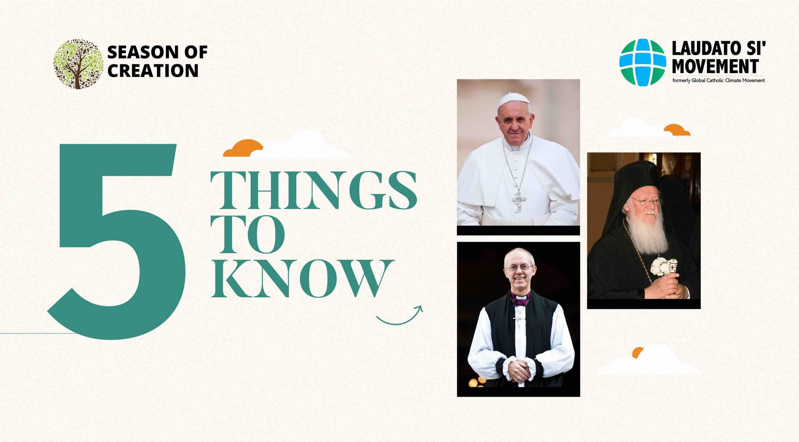 5 things to know about Pope Francis and Christian leaders' statement on Season of Creation