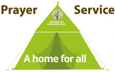 2021 Season of Creation prayer service for your community